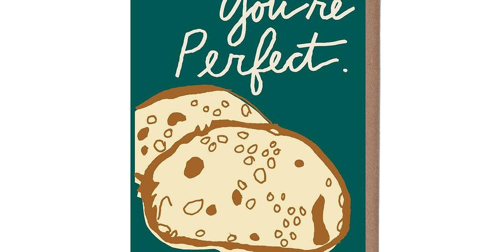 La Familia Green Perfect Sourdough card