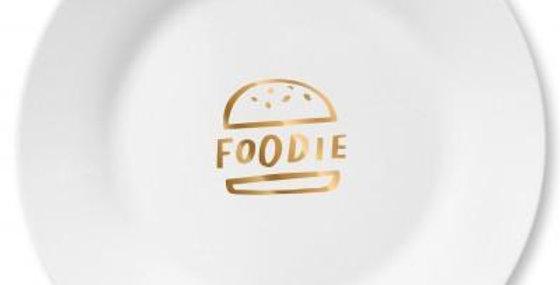 Easy Tiger Foodie Dinner Plate