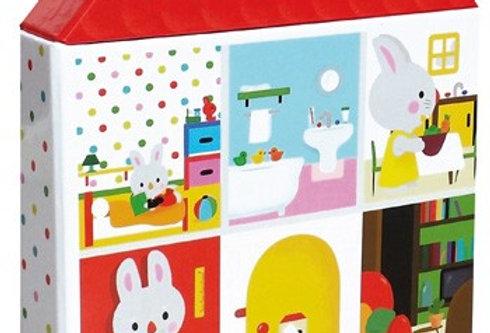 Chronicle Jojo's House tiny book set
