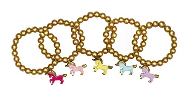Bottleblond Unicorn bracelet