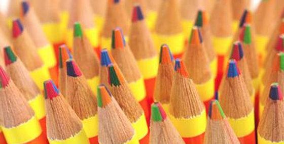Be Goody Rainbow pencil