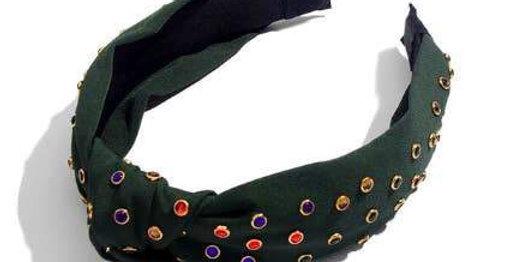 Rainbow Unicorn Birthday Suprise Felicity Headband - Green