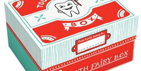 Chronicle Tooth Fairy Box