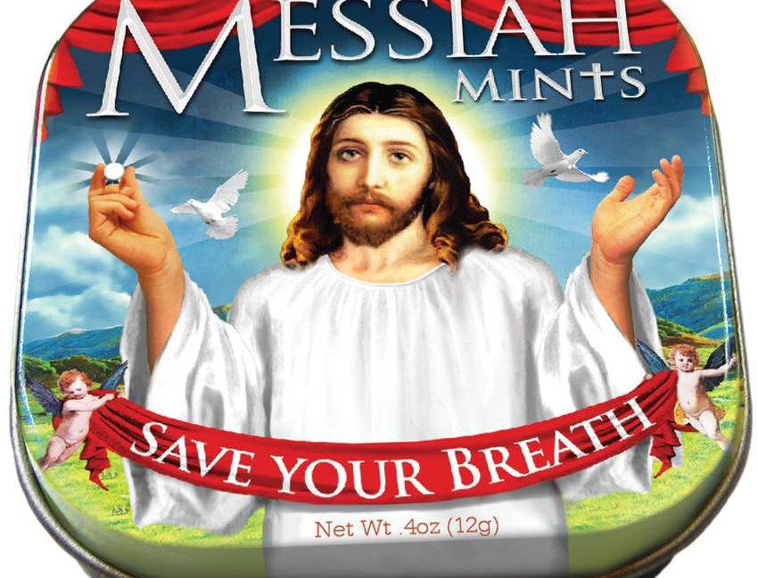 Unemployed Philosophers Guild Messiah Mints