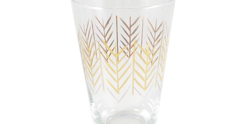 Roost Gold Etched Tumbler