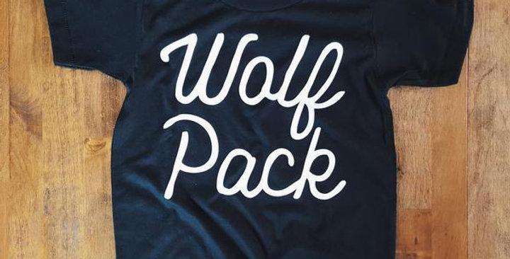 Arrow Folk Wolf Pack kids tee