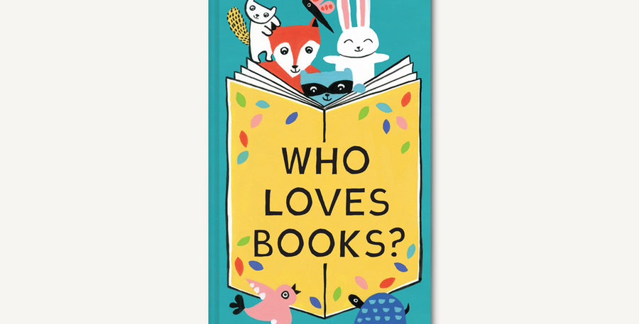 Chronicle Who Loves Books book