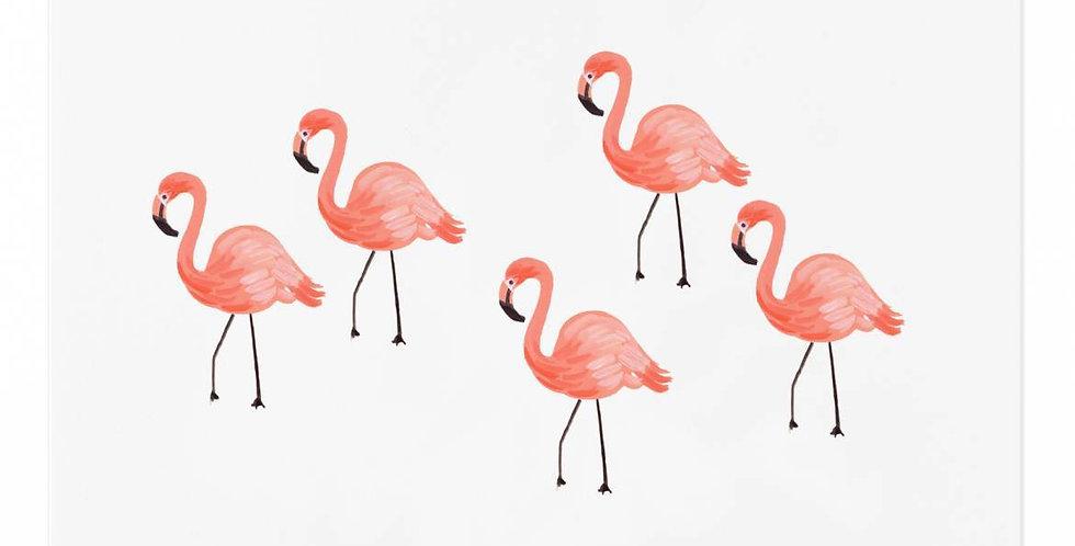 Rifle Paper Co. Flamingo Print
