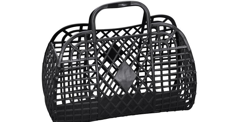 Sun Jellies Small Retro Basket
