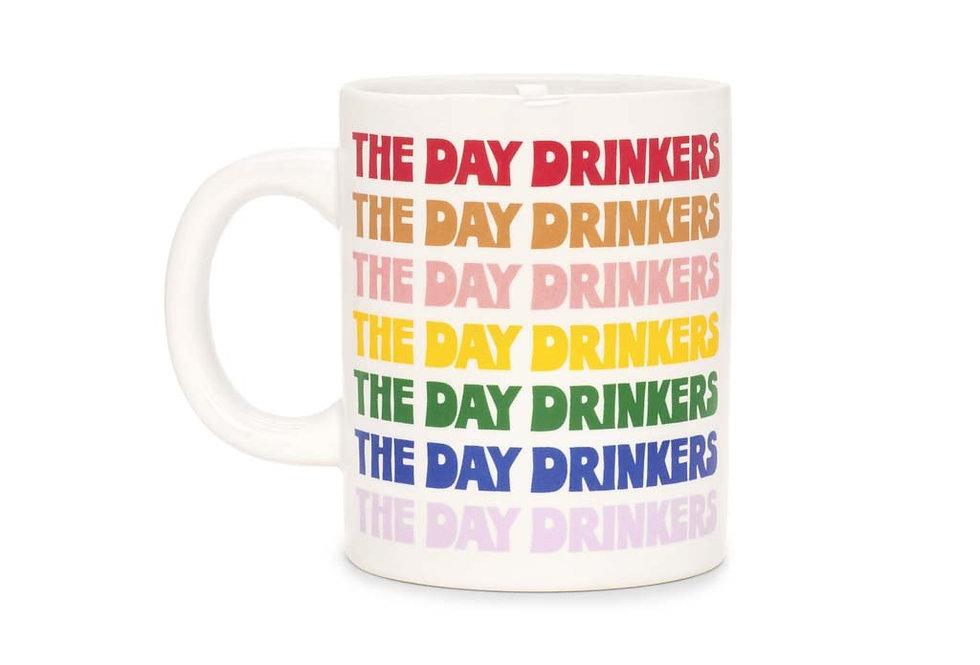 Bando The Day Drinkers mug