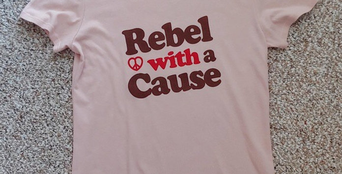 Sub_Urban Riot Rebel With a Cause tee