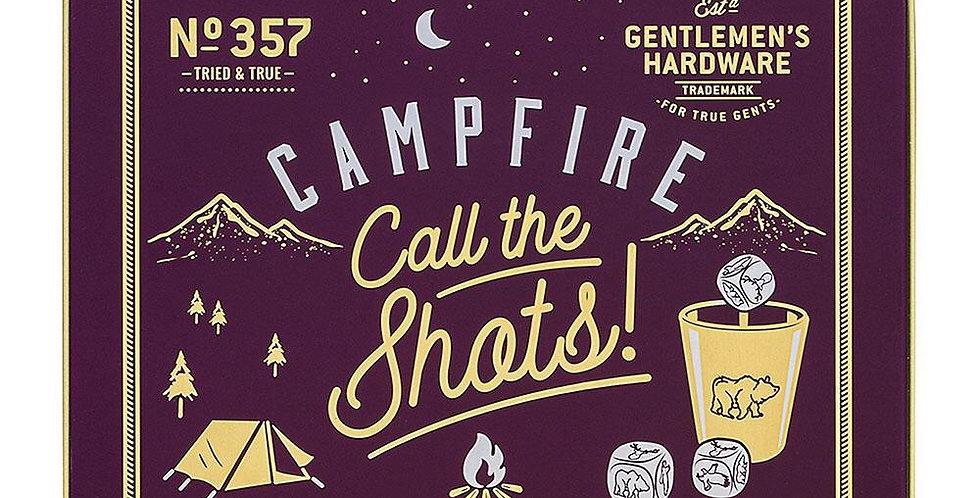 Gentlemen's Hardware Campfire Shots
