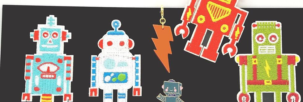 Bottleblond Robot Power Bling Pack