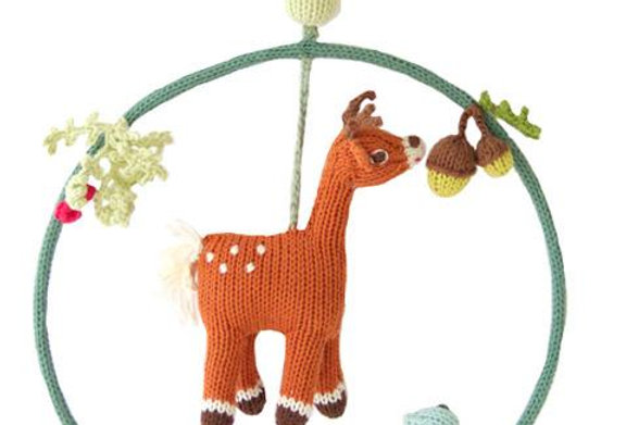 Blabla Mobile Ring Deer