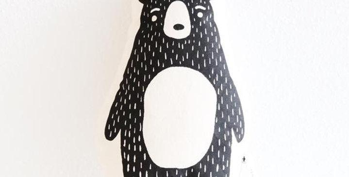 Imani Bear Pillow