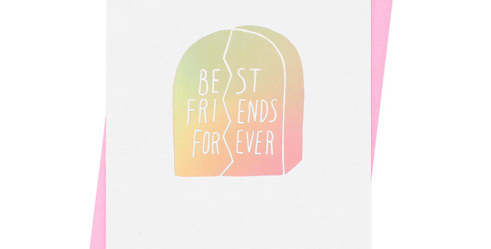 Ashkahn Best Friends Forever Card