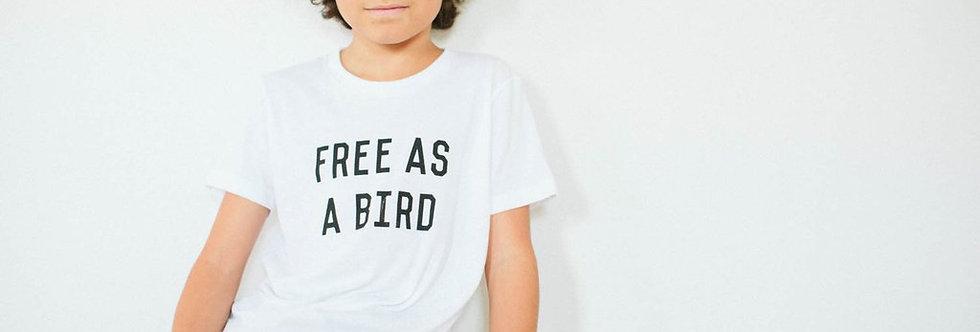 The Bee & The Fox Free As A Bird Tee