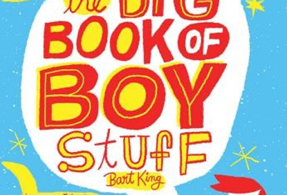 Gibbs Smith Boy Stuff activity book