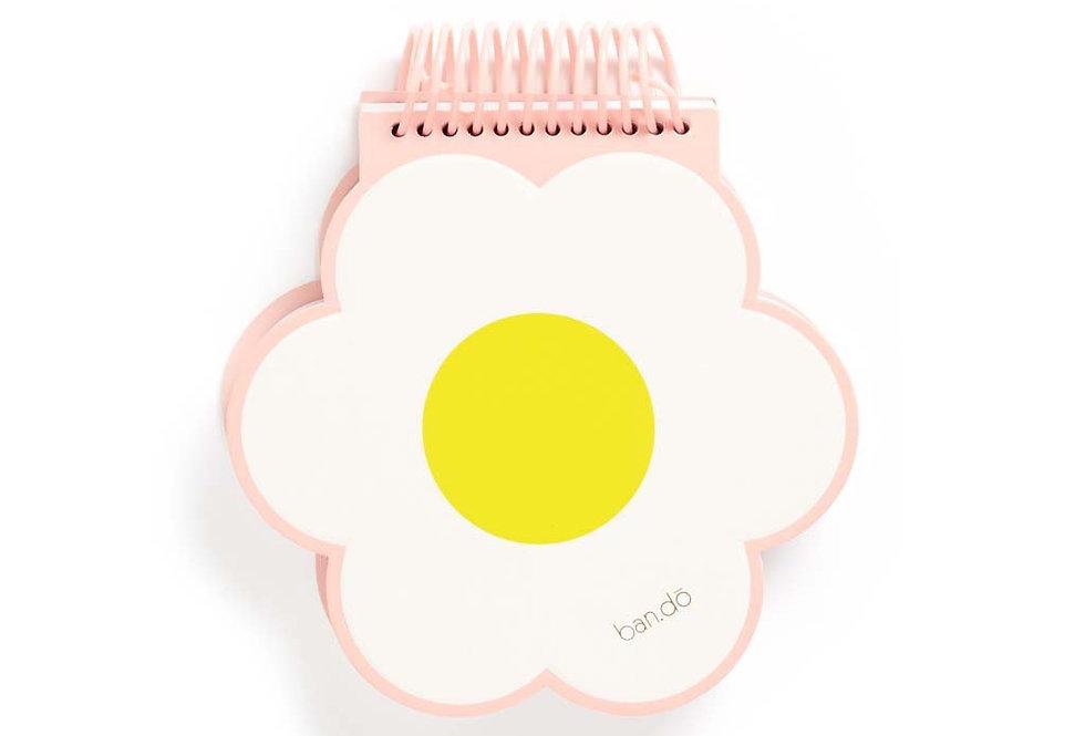 Bando Daisy Notebook