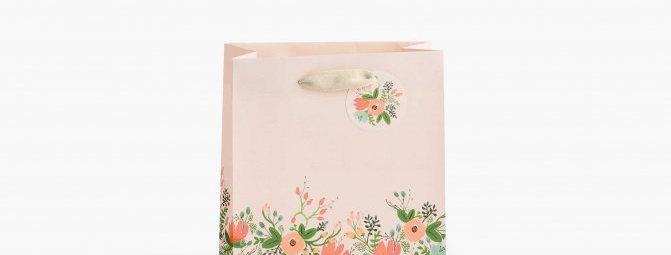 Rifle Paper Co Medium gift bag