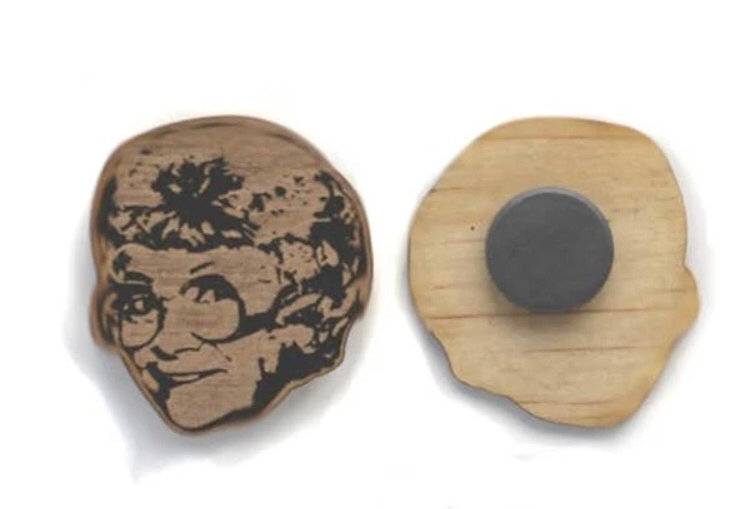 Lettercraft magnets