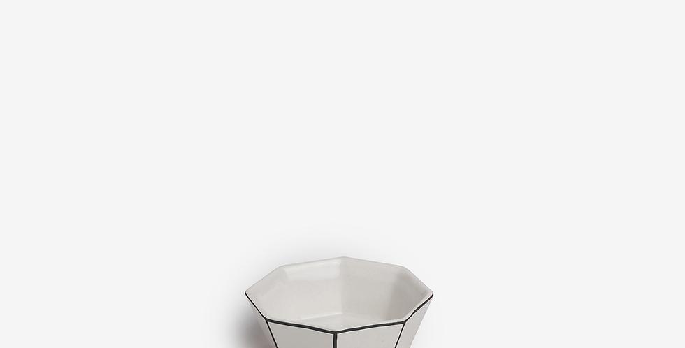 Odeme Ring Dish (Black Edges)