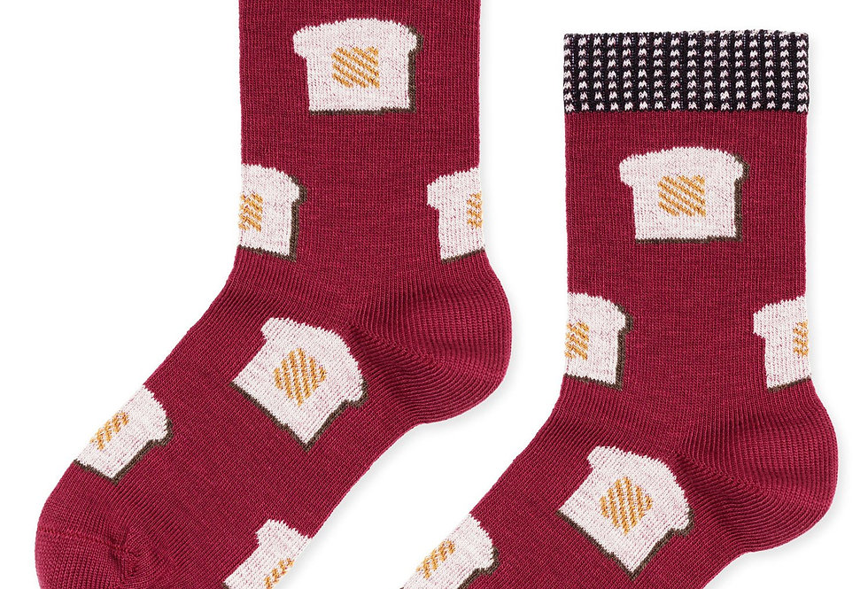 Hansel from Basel Toast Socks