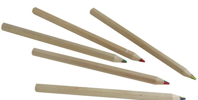 House of Marbles rainbow pencil