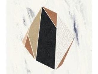Ferme A Papier Diamond Geode print