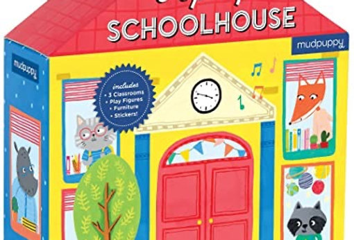 Chrinicle Pop-Up Schoolhouse