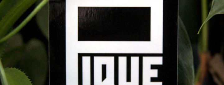 Pique sticker