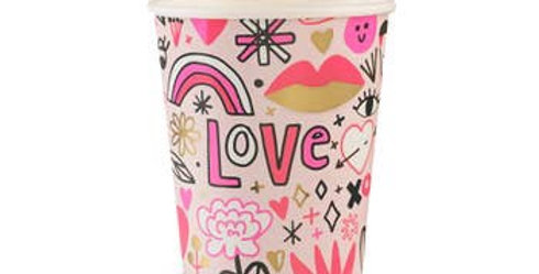 Daydream Society Love cups