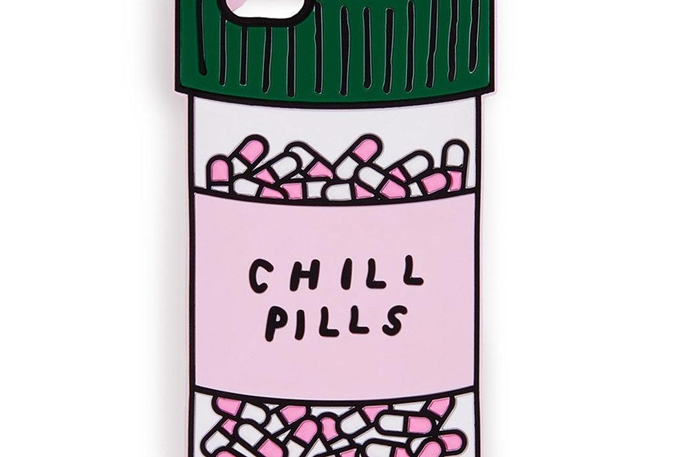Bando Chill Pills iPhone case