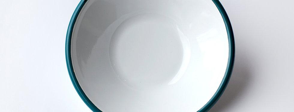 Bornn Enamelware Med. Bowl (Blue)