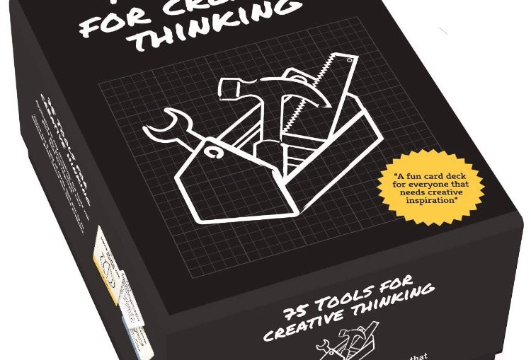 Chronicle 75 tools for creative thinking