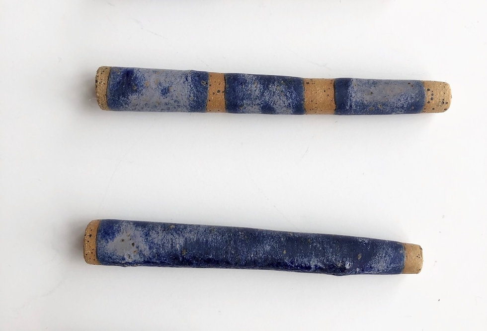 Latch Key Ceramic Pipe