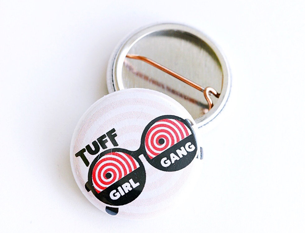 Tuff Girl Gang button