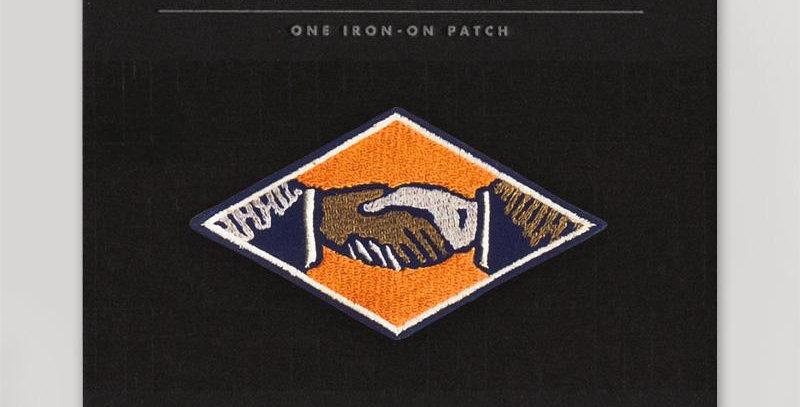 Hammerpress Handshake patch