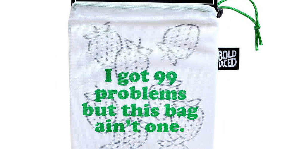 Boldfaced Produce Bags