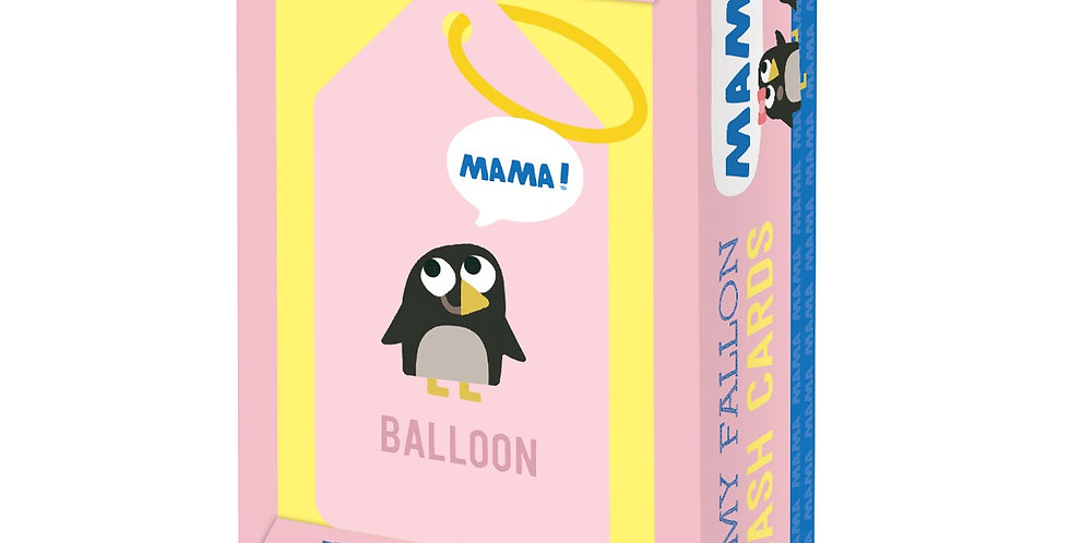 Chronicle Jimmy Fallon Mama Flash Cards