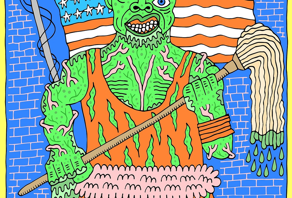 Toxie by Jared Andrews