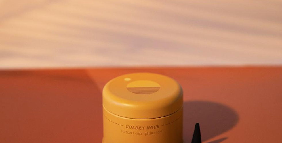 P.F. Candle Co Golden Hour Incense