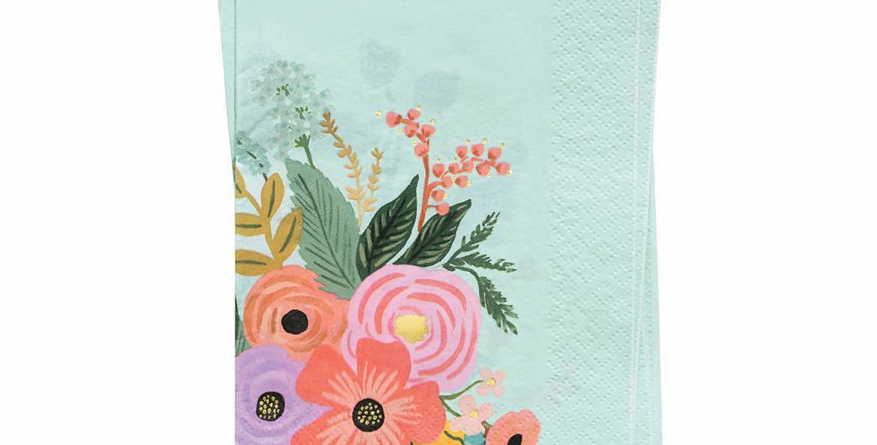 Rifle Garden Party guest napkin