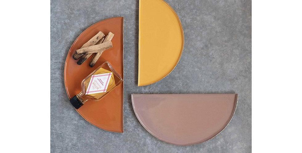 Creative Co-Op Small Enamel tray