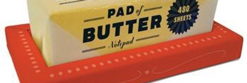 Chronicle Pad Of Butter Notepad