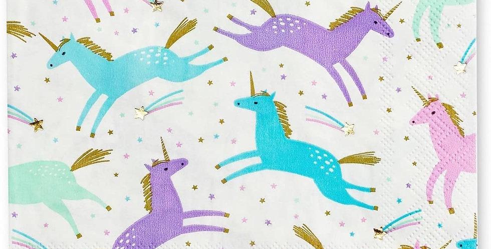 Daydream Society Unicorn napkins