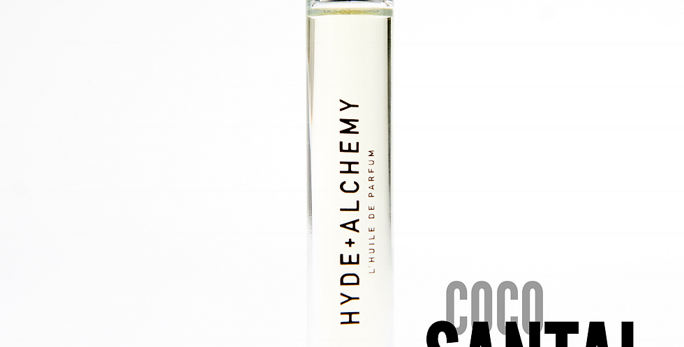 Hyde + Alchemy Coco Santal