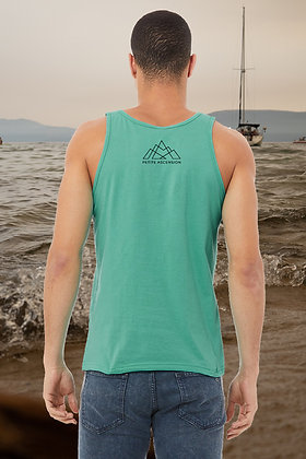 2021 New Logo Tank in Teal