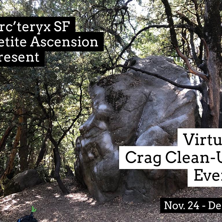 Virtual Crag Clean Up Event