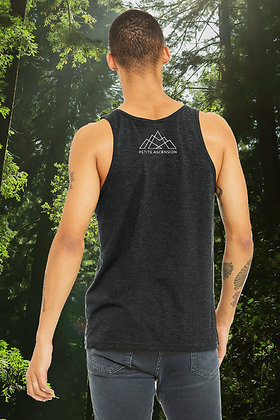 2021 New Logo Tank in Charcoal